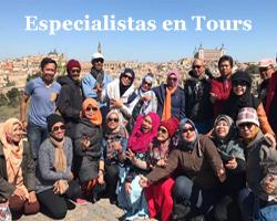 Alquiler autocar tour España