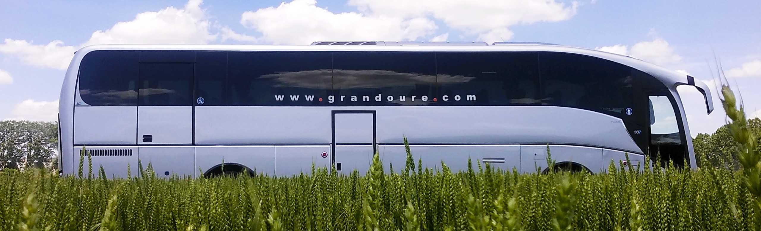 Alquiler autobus en Madrid