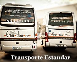 Alquiler minibus en Madrid y Valladolid