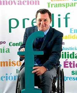 Francisco J. Sardón Peláez (Presidente PREDIF)