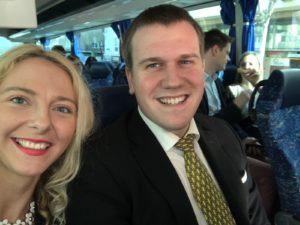 Alquiler autobus para boda