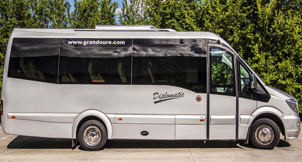 Autobuses de Lujo