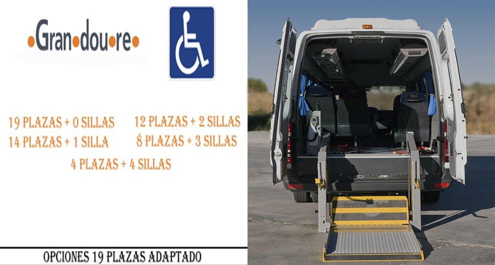 Microbus adaptado