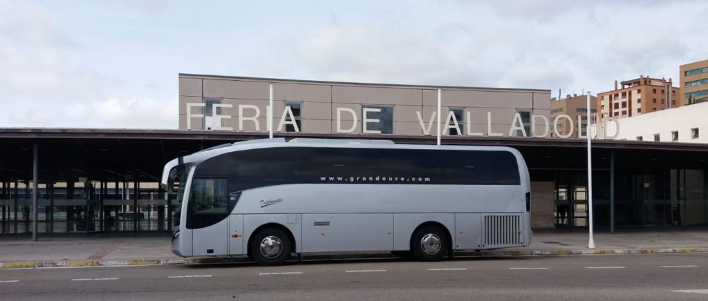 Alquiler Autobus en Valladolid con conductor