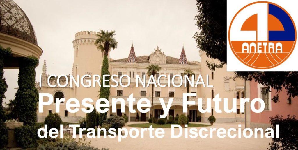 Castillo de Viñuelas, Madrid donde tendrá lugar el primer congreso nacional de Anetra